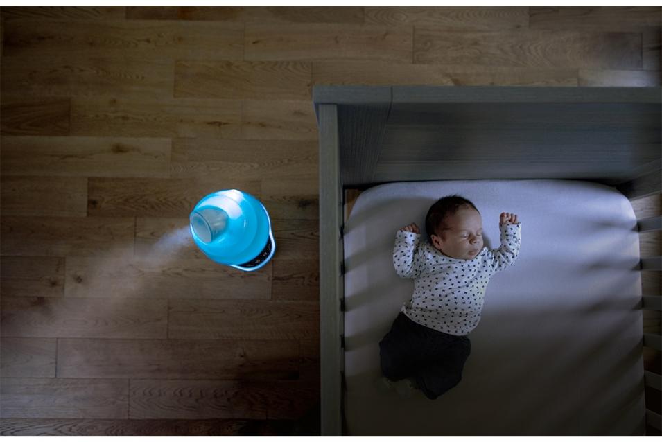 Cuál Es La Humedad Perfecta Para La Habitación De Tu Bebé