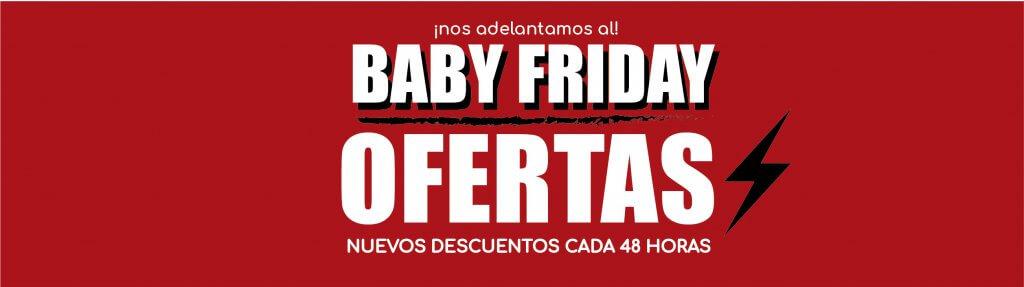 black friday del bebé 2020 oferta flash