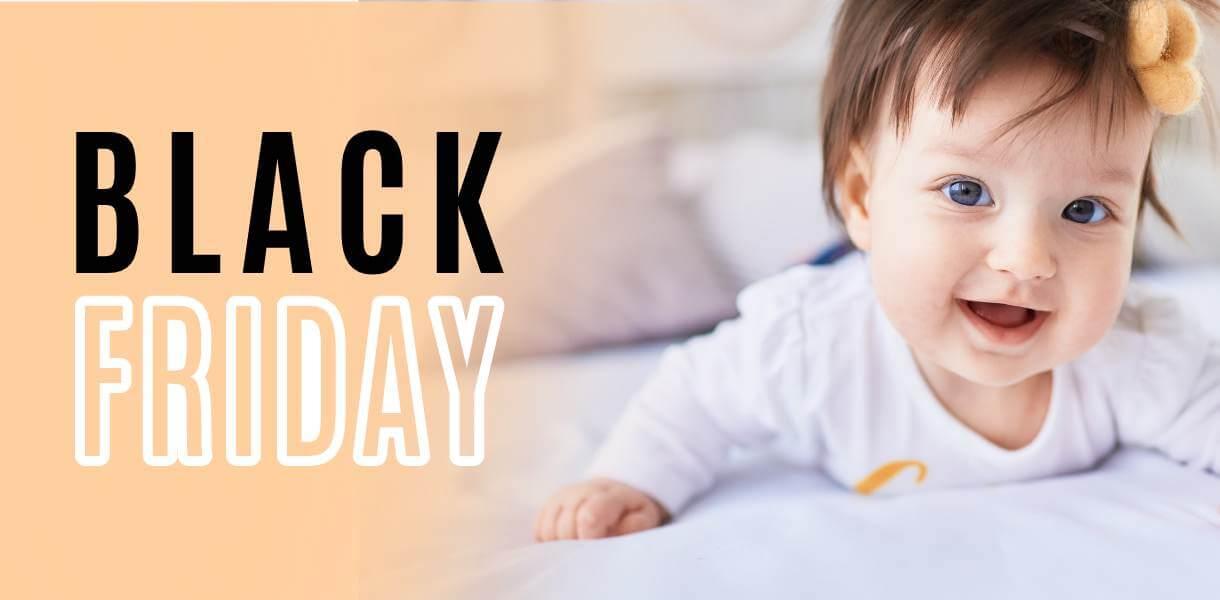 black friday para el bebé 2020