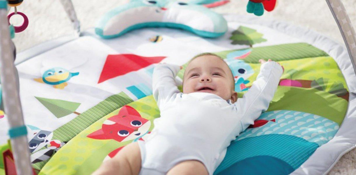 juegos bebé tiny love
