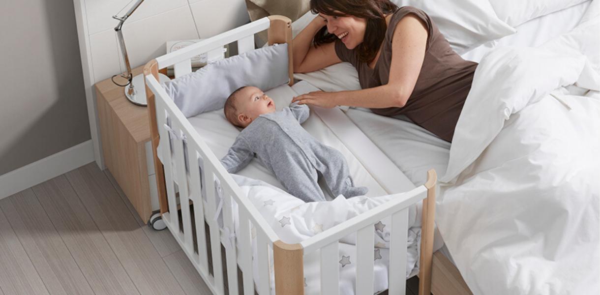 minicuna colecho. bebépolis. articulos y productos para bebé